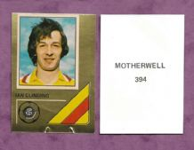 Motherwell Ian Clinging 394